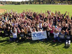 Aiken Students Walk, Raise Funds for Juvenile Diabetes Research Foundation