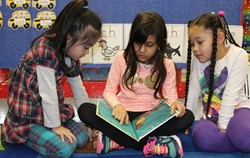 Elementary Students Celebrate Dr. Seuss' Birthday, Read Across America Week