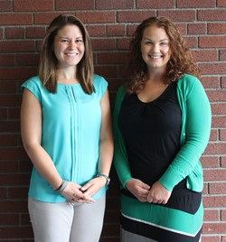 Keystone Oaks Welcomes Two New Mental Health Therapists to Student Services Department