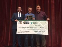 KDKA Extra Effort Award Winner