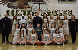 Varsity Girls Basketball Team to Face Beaver in WPIAL Playoffs Feb. 23