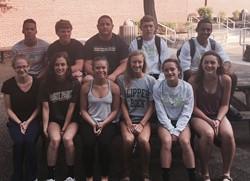 Track & Field athletes advance to PIAA events, break school records