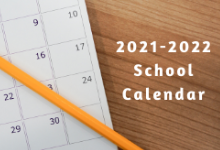 Board of School Directors approves 2021-2022 school year calendar