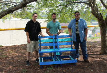 Myrtle Buddy Bench