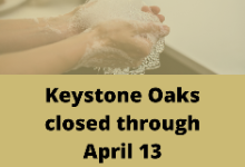 Closed through April 13
