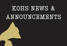 KOHS News