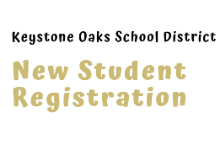 New student registration for the 2019-2020 school year