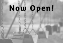 Playgrounds Open