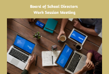 Details for October 13 School Board Work Session Meeting