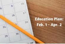Board of School Directors approves schedule for third nine weeks
