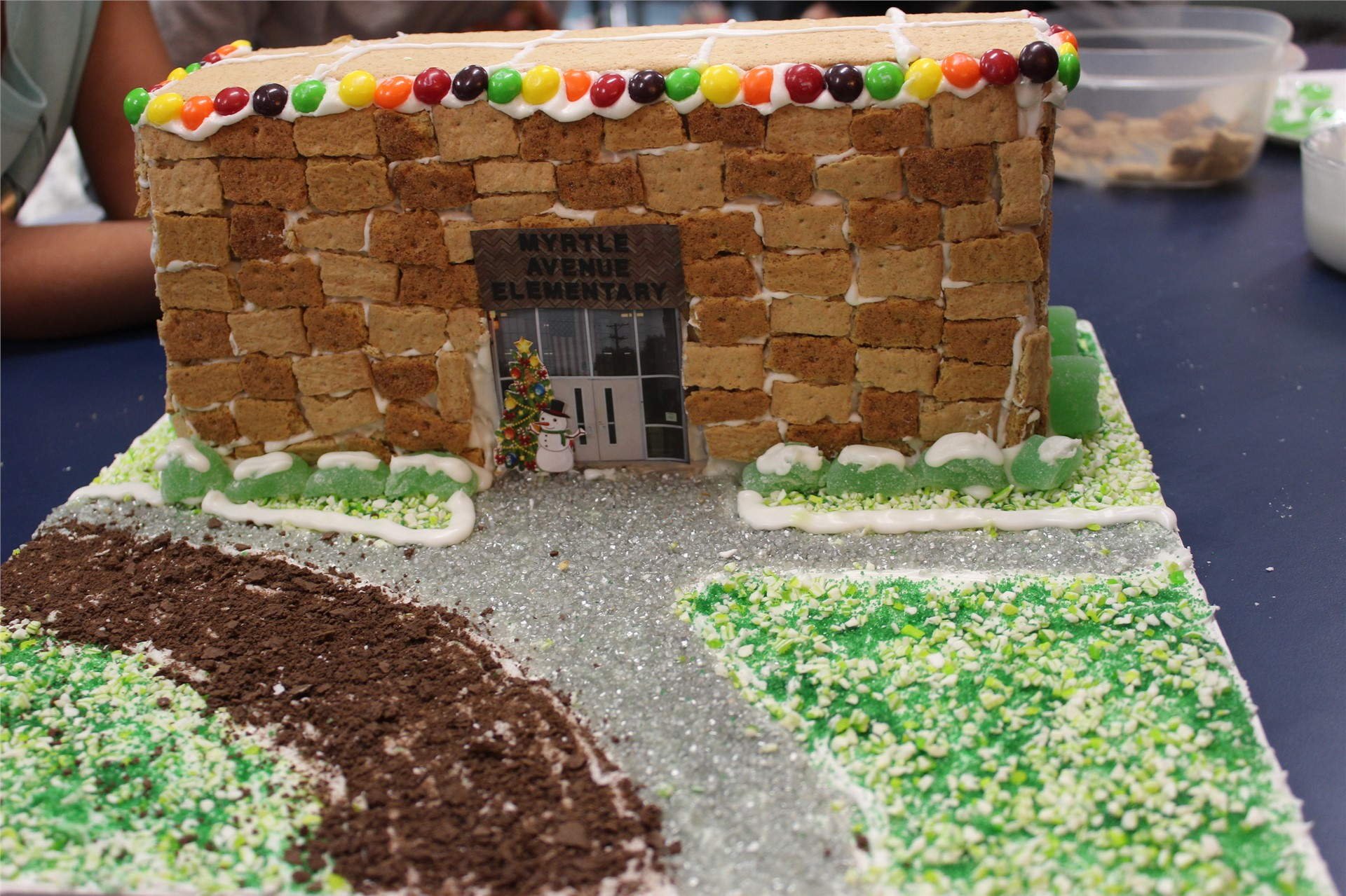 Myrtle Gingerbread House