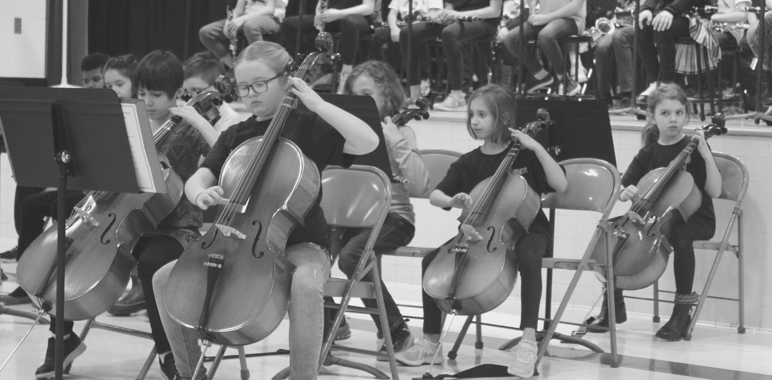 Elementary Orchestra Program